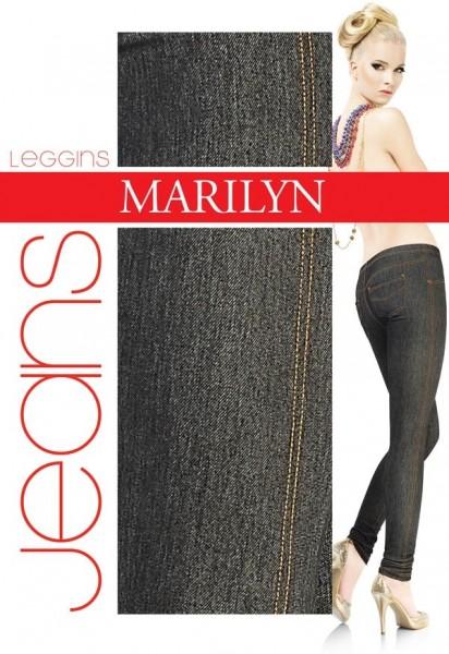 Marilyn Lange Leggings in Jeansoptik Jeans 120 DEN
