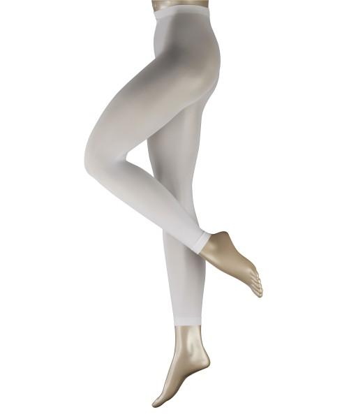 Semi-blickdichte, unglaublich weiche Leggings Pure Matt 50 von Falke