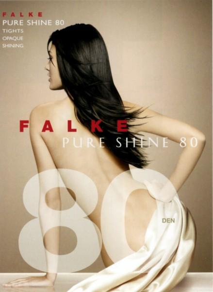 Falke pure shine 80