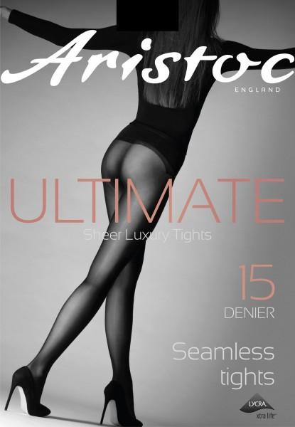 Strumpfhose mit komfortablem Taillenbund Ultimate 15 denier Seamless Tight von Aristoc