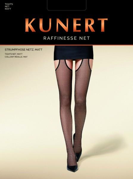 Strip Panty mit feiner Netzstruktur Raffinesse Net Sexy von KUNERT