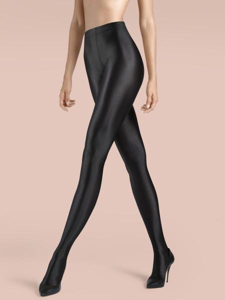 KUNERT de Luxe Claudia Schiffer Legs Shiny Opaque - Hochglänzende Strumpfhose