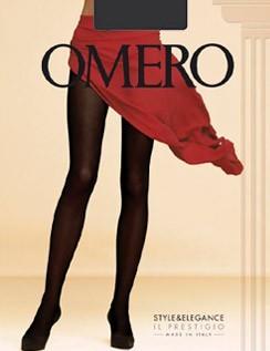 Omero Klassische blickdichte Strumpfhose Iride 100 DEN