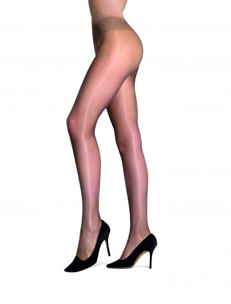 Super glänzende Strumpfhose mit breitem Komfortbund Eterno Superlucido Comfort von Cecilia de Rafael