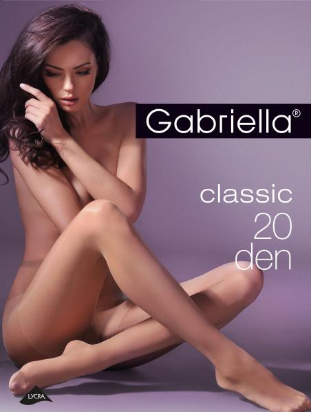 Klassische Feinstrumpfhose Classic 20 von Gabriella