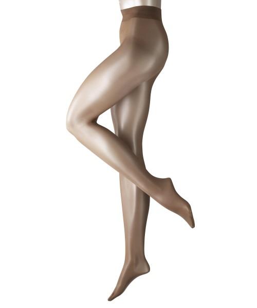 Transparente Strumpfhose mit seidigem Glanz Seidenglatt 15 von Falke